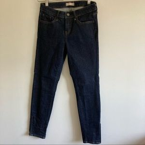 Uniqlo Jeans with ankle zips